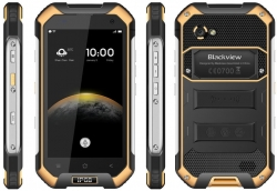 Odolný smartphone Blackview BV6000